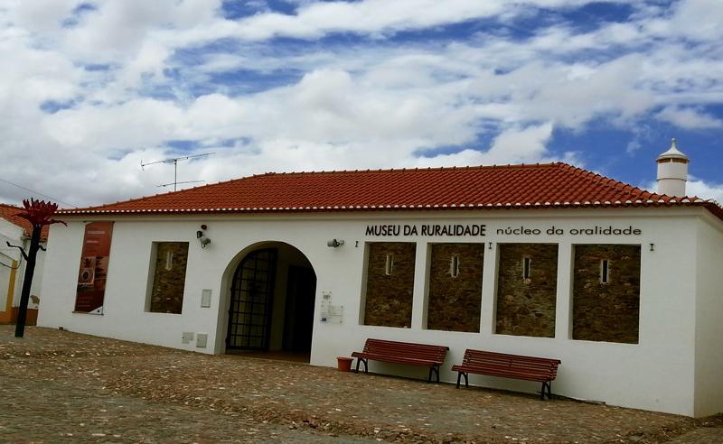 Foto Entrada do museu.