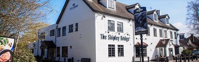 The Shipley Bridge