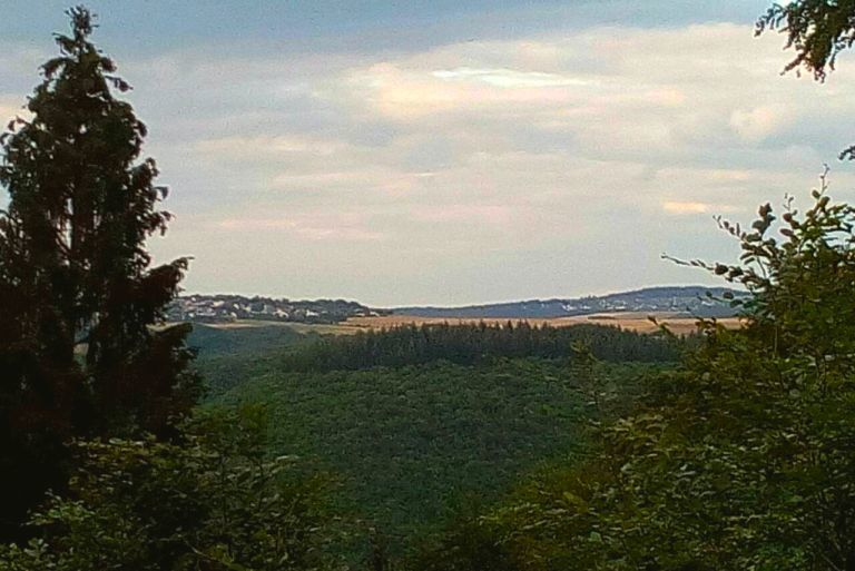 Zwei-Dörfer-Blick