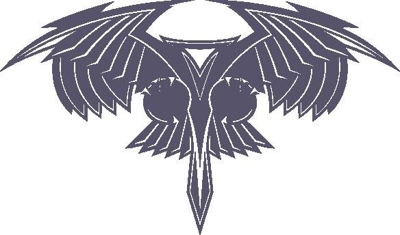 (TB151EB) Travel Bug Dog Tag - Romulan Warbird - D'deridex ...