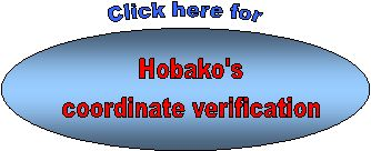 Click to verify coordinates