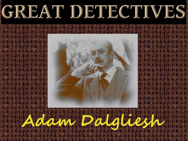 adam dalgliesh tv series