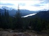 Morning Kananaskis Lake view