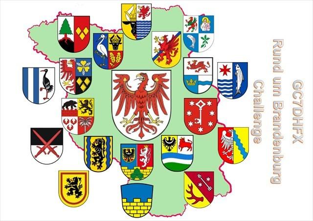 Rund um Brandenburg - Challenge am 07.12.2017