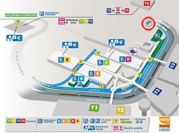 Airport Terminal Map Spoiler