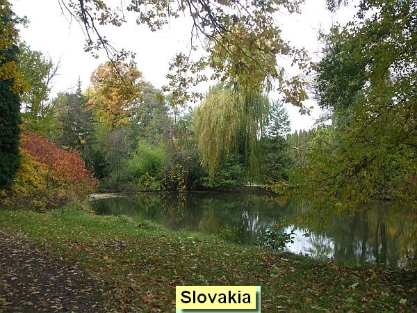Slovensko/Slovakia