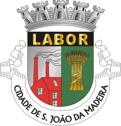 Brasão S. João da Madeira