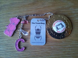 Charlottes trackable