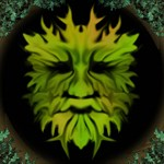 Mystical GreenMan