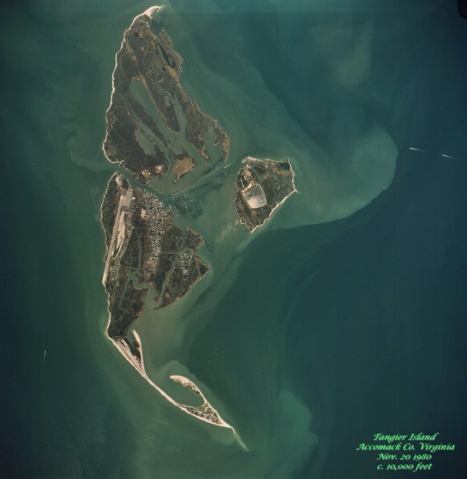 Tangier Island Virginia Map.Gc230gb Tangier Island Erosion And Subsidence Earthcache In