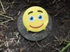 Our Smiley on a summer day!