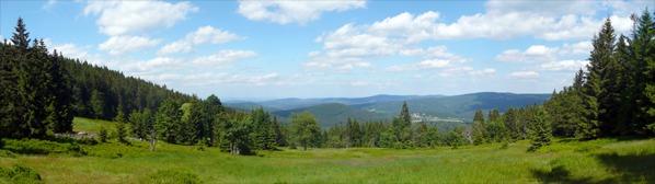 Červnové panorama