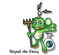 Kuvahaun tulos haulle signal frog cito