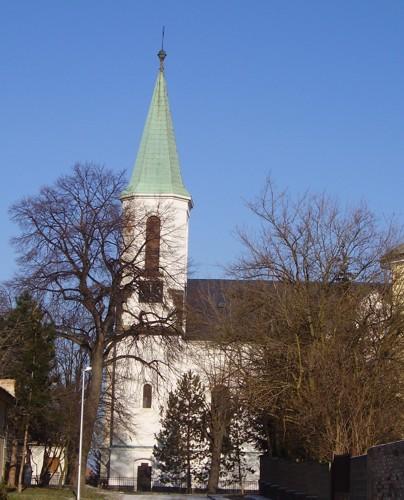kostel sv. Remigia