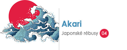 Japonské rébusy 4 - Akari
