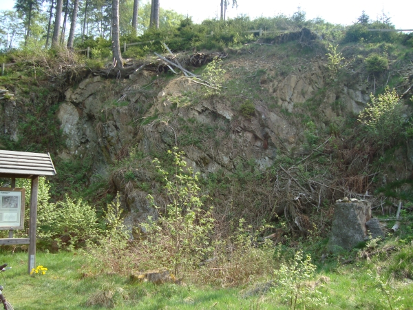 Steinbruch Drei Fichten