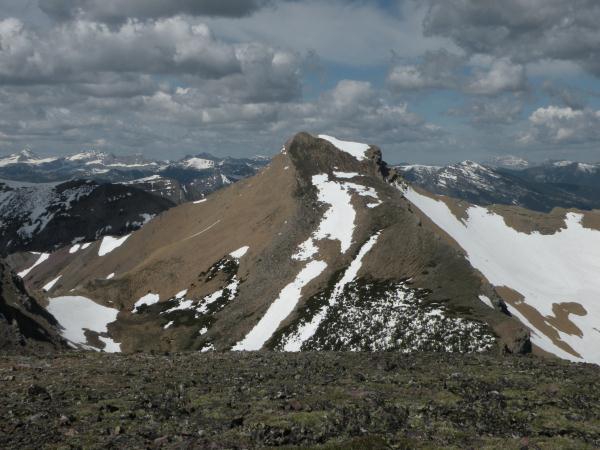 The 2nd peak