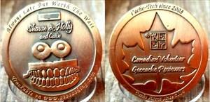2 Cdn Reviewers Coin