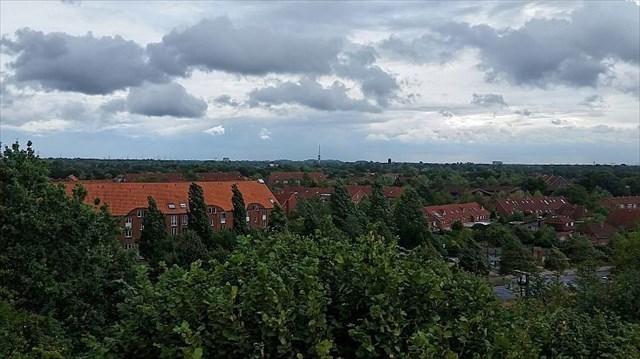 Blick über Norderstedt