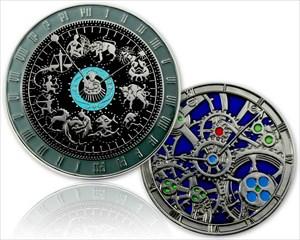 swama Astrologische Uhr Lübeck