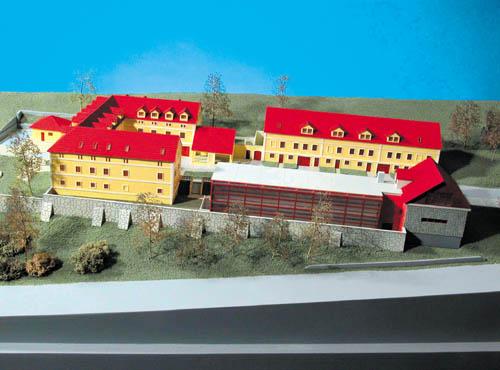 Projektový model