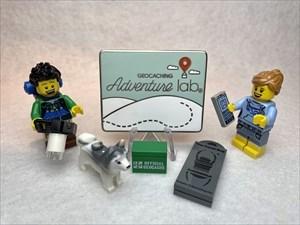 Adventure Lab Geocoin