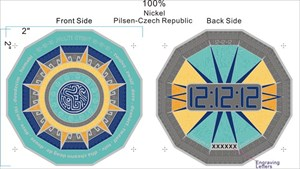 12-12-12 coin