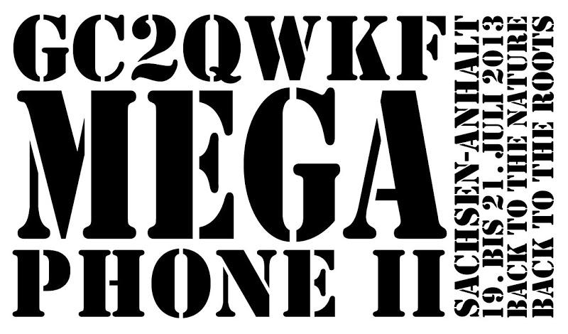 Mega Phone 2 - Offizieller Banner