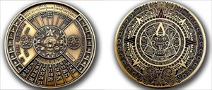 50 Year Geocoin