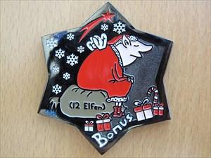 Bonus – die letzte Elfe (Vorderseite)