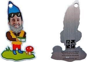 Founders Gnome Tags - Bryan