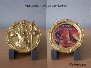 Stargate Anubis 1st Edition