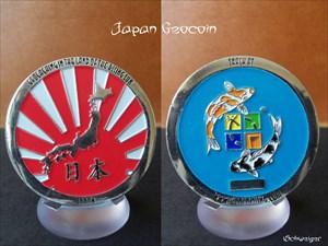 Japan Geocoin