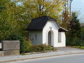 Gedenkkapelle Walderbrücke / Memorial chapel Walderbrücke