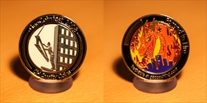 CH Quality Coins' Geocoinfest Geocoin