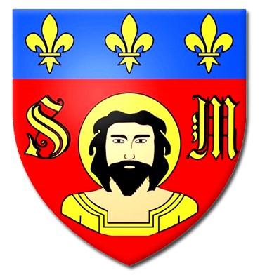 Blason de Limoges - St Martial