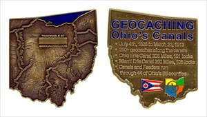 Walker's 2010 GeocacheOhio Geocoin