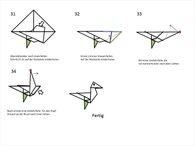 gc4nvc9 faltspa mit origami vogel unknown cache in baden w rttemberg germany created by. Black Bedroom Furniture Sets. Home Design Ideas