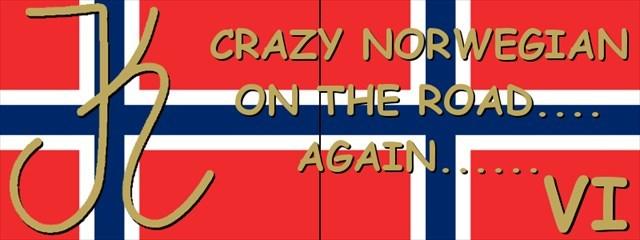 Crazy norwegian on the road again VI