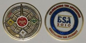 BSA coin