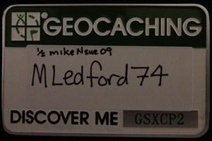 MLedford74 Nametag