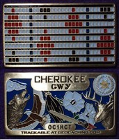 Cherokee Original Swag