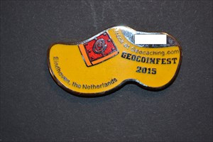 Geocoinfest Europe 2015 Geocoin