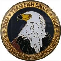 Team Fish Eagle 2006 - Gold LE - front