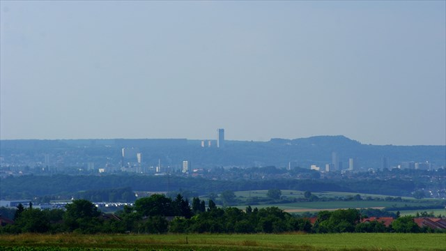 Panorama sur le Grand Nancy