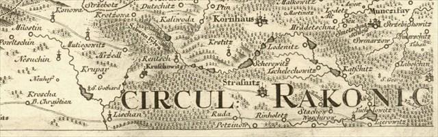 Mullero mapování, 1720