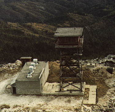 North Baldy in 1983