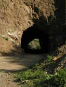 Entrance to the Bat Cave
