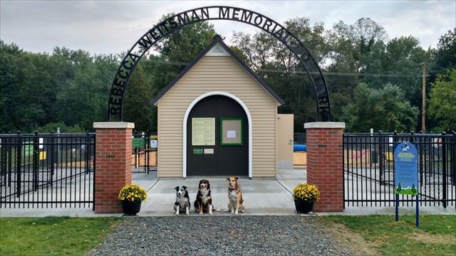 Rebecca Weitsman Memorial Dog Park