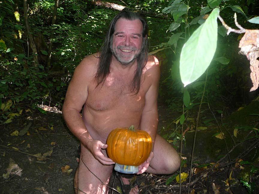 How to fuck a pumpkin